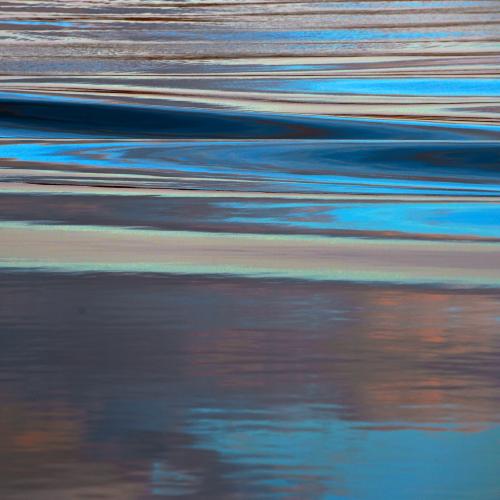 Reflet de mer