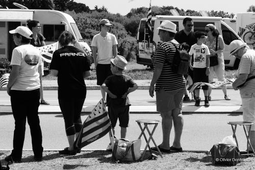 Photo Sur le bord de la route de Olivier Denfer