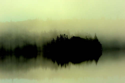 Achat photo Lac en Nouvelle Ecosse