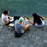 photo Bord de Seine 4