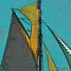 Photographie dart : Voilure  - Galerie photos Sailing