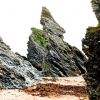 Photographie dart : Porh Coter - Belle-Île - Galerie photos Photographies